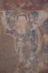 彩繪佛教壁畫