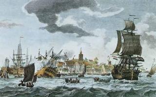 荷蘭人占領