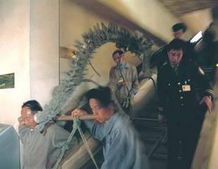 四川自貢恐龍博物館
