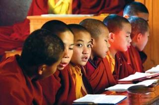 謙寺的小僧侶