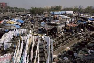 人力洗衣廠