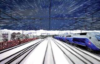TGV訓練中心