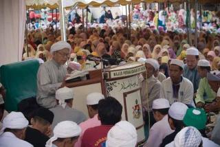 穆斯林聚集