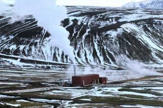 地熱發電站
