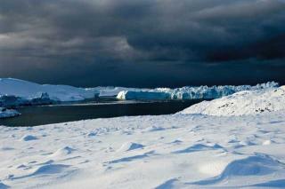 雅各港冰川