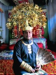 皇家傳統服飾