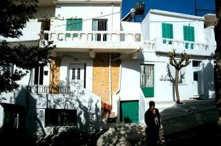 希臘傳統民居