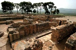 米諾安文化遺址