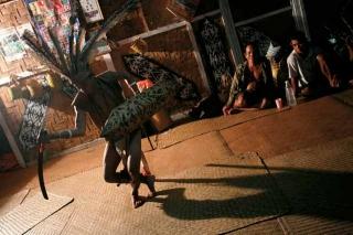 伊班族的舞蹈