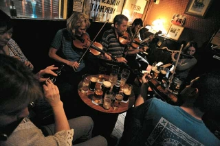 愛爾蘭酒吧文化