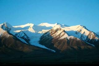 崑崙山玉珠峰
