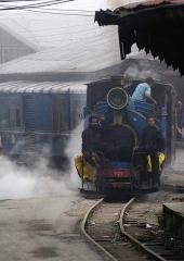 登山蒸汽火車