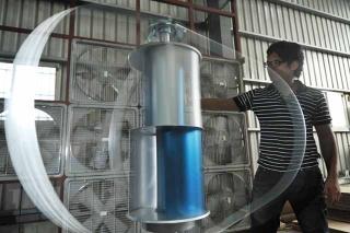 垂直軸風力機