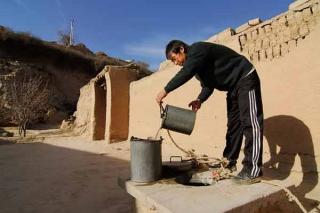 援建的水窖