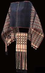 原住民刺繡圖案
