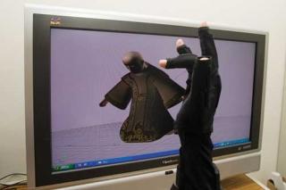 光纖式捕捉系統