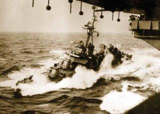 美國協防台灣海峽
