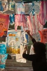 塑膠袋回收