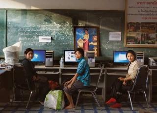 偏遠山區缺乏學校