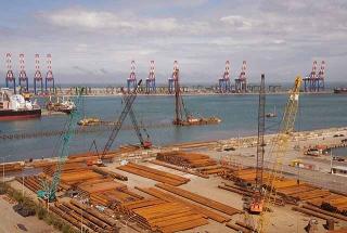 台北港的興建