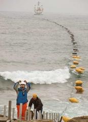 建置海嘯預警系統