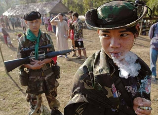 戰爭賠上下一代的未來