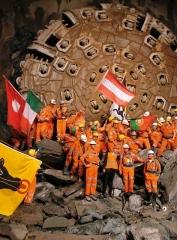 哥達基底隧道