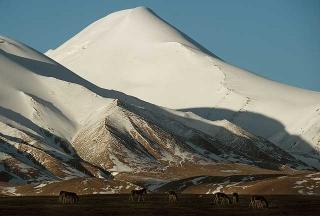 昆崙山玉珠峰