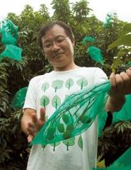 維護果園生態平衡