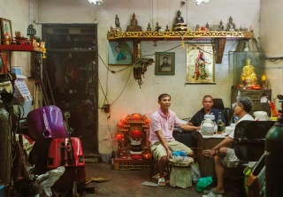 泰國華人社會豐富的文化面貌