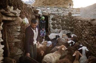 農牧業自給自足