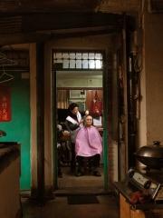 中華救助總會不定期義務理髮