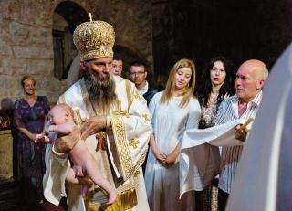 新生兒洗禮