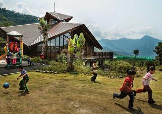 綠建築圖書館