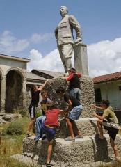 史達林銅像