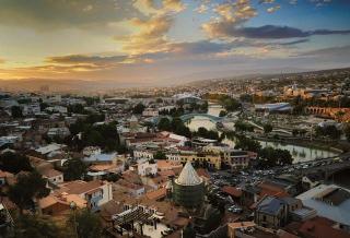 第比里斯老城區