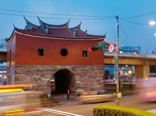 閩南式碉堡城門