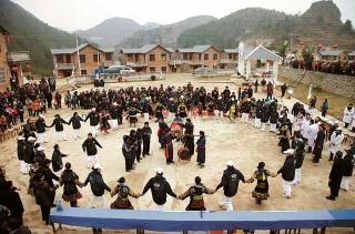 貴州羅甸高蘭慈濟村