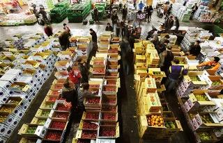台中果菜市場