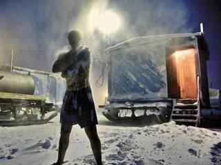 凍土三溫暖