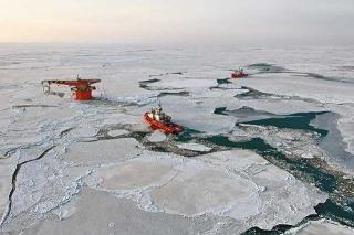 俄國瓦蘭傑伊鑽油碼頭