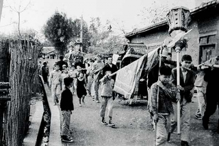 早期台灣廟會文化