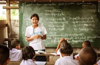泰緬邊境移工學校