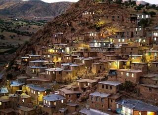 庫德族傳統聚落