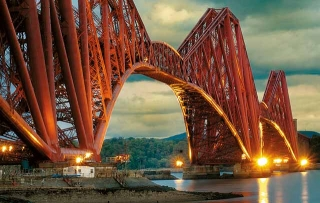 福斯鐵橋(Forth Bridge)