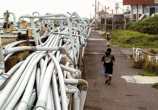 養殖業引水管線