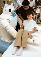 機器人看護