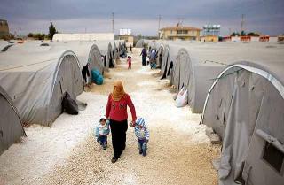 土耳其難民營
