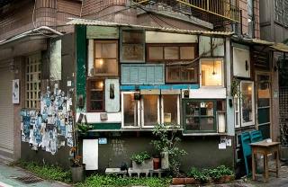 麗水街咖啡館