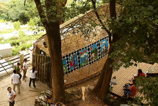 傳統竹編教室